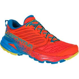 La Sportiva Akasha Chaussures de trail Homme, poppy/neptune